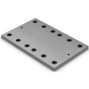 Picture for category Dual Station Subplate – Inch 25 x 16